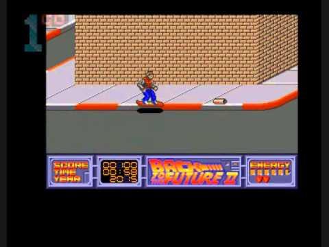Back to the Future Part III Amiga