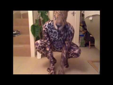 Jaguar Morphsuit