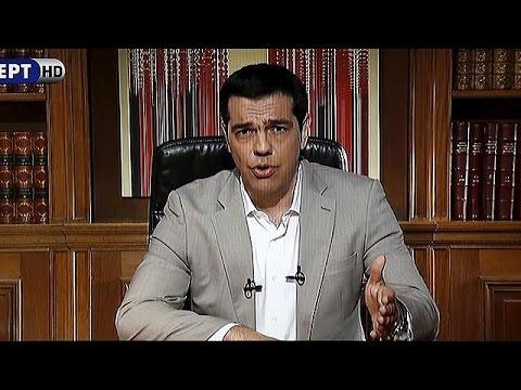Α. Τσίπρας: Έστειλα εκ νέου αίτημα σύντομης παράτασης του ελληνικού προγράμματος