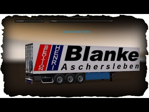 Trailer Pack Coolliner by newS Update v1.01