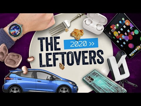 The Leftovers: Tech I Missed In 2020