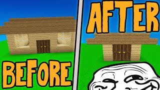 SHRINKING A NOOBS HOUSE! *HE FREAKS OUT* (Minecraft Trolling)IP: SKITTLEMC.COMEnjoy the new video my bretheren! LOVE YOU ALL!►(FOR THE BEST FANS) CLICK HERE FOR EPIC DONIBOBES T-SHIRTS ►►https://nicepostureclothing.com/collections/doni-bobesThank you so much for watching this video!►Click here for OPTIONAL donations! https://www.patreon.com/user?ty=h&u=3016709►MY OWL TEXTURE PACK: https://www.mediafire.com/?1kpyebj09pec5j5►Join my server! (Its where I troll people!) : mc.performium.net►Outro music: https://soundcloud.com/sam1a/bright-dark-light►MY SOCIAL MEDIA: Twitter: www.twitter.com/DonibobesFacebook: www.facebook.com/donibobesIG: https://instagram.com/donibobes►Can we hit 2000 likes on this episode? ►If you like the videos and wanna stick around, hit that subscribe button! If not, thanks for watching!►Music Used in video:All by Kevin Macleod at http://incompetech.com/