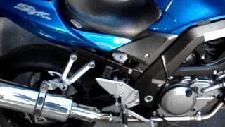2. 2006 Suzuki SV650 naked