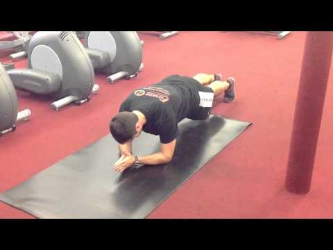 Fitness 19 Arlington Heights- Planks