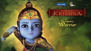 Video Little Krishna - The Legendary Warrior - English MP3, 3GP, MP4, WEBM, AVI, FLV Januari 2019