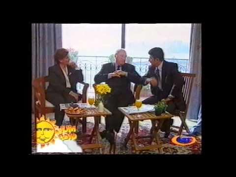 His Excellency Dr. Guido de Marco & Mrs de Marco interviewed by John Bundy 2000