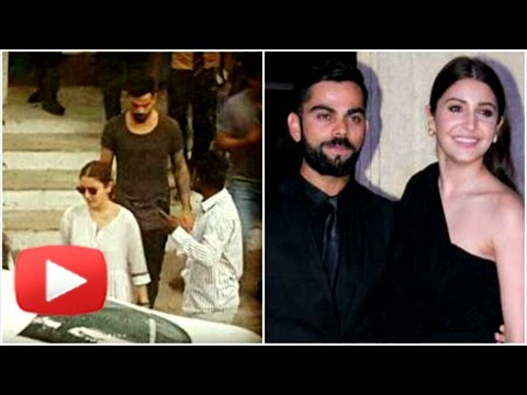 Anushka Sharma RUSHES To Meet INJURED Virat Kohli