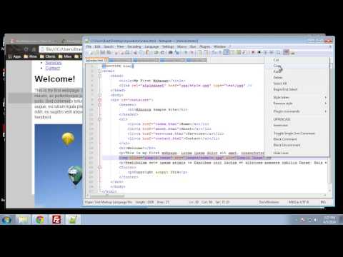 Setup Website from Scratch – Chapter 18 – Styling With CSS