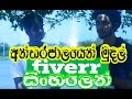 Fiverr සිංහලෙන් | Sinhala - Money From Internet