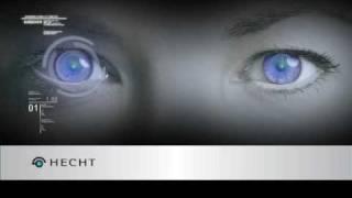 Motion Graphics für Hecht Kontaktlinsen