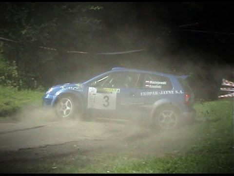 Rally Crash of Poland 2006