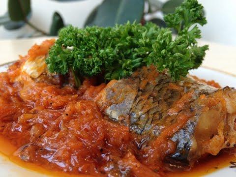 Рыба Под Маринадом - Просто и Вкусно