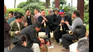 Chenzhou China  city photos : Street Performers in Chenzhou, China