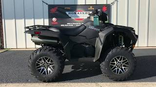 9. 2019 Suzuki KingQuad 750AXi Power Steering SE+ Utility Sport • New