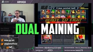 Armada – Thoughts on Solo vs. Dual Maining (at all levels)