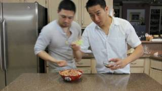 TRAN CAN COOK!: How to make Vietnamese Egg Rolls 1 of 2