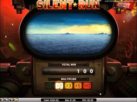 Silent Run - Echo Bonus BIG win!