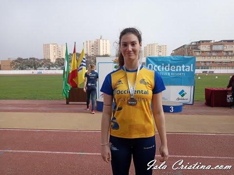 Campeonato de Andalucía de Lanzamientos Largos (Domingo)