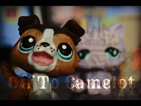 LPS Gareth And Lynette - Episode 1 (Off To Camelot)