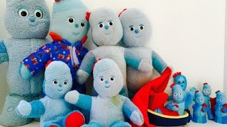 Iggle Piggle In The Night Garden Toy Collection!