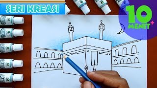 Download Video Cara Mewarnai Gambar Kabah | Kartun Anak Islami Jamal Laeli MP3 3GP MP4