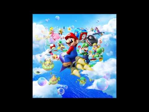 Mario Party Island Tour OST Minigame Theme / Comme Sur Des Roulettes