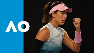 Johanna Konta v Garbine Muguruza match highlights (2R) | Australian Open 2019