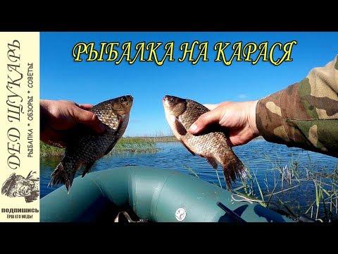 видео о рыбалке на поплавочную удочку ловля карася на вэдэ 49