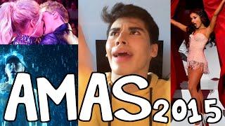 AMAS 2015 CON LA DIVAZA
