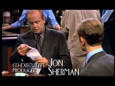 Frasier Am I elistist Season 9 Episode 5