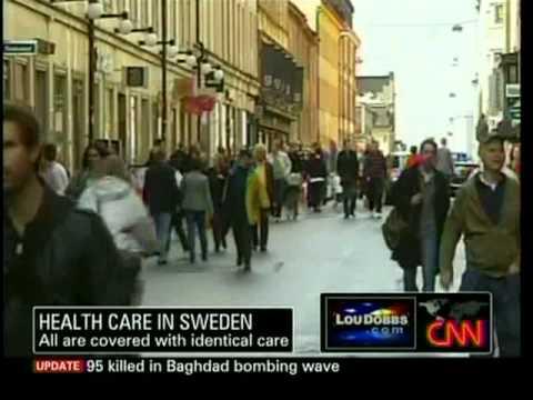 Sweden's Health Care System
