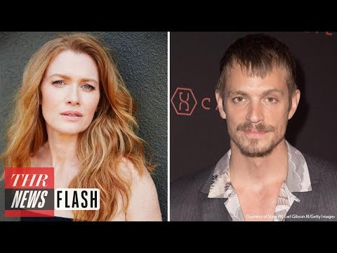 Joel Kinnaman, Mireille Enos of 'The Killing' Reuniting for Amazon's 'Hanna' Show | THR News Flash