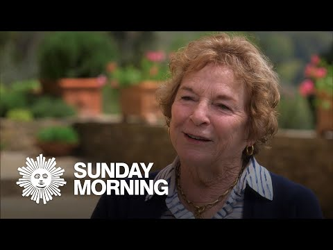 Under the Tuscan sun with author Frances Mayes