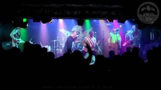Video Ségra - KNÍRY Rock Café Praha 29.11.2014