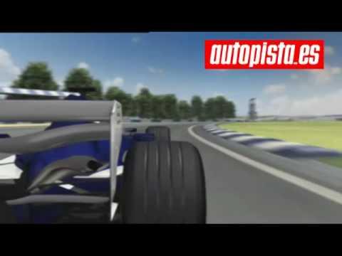 Vuelta virtual al Circuito de Silverstone