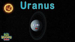 Uranus/Planet Uranus/Uranus Song (REMIX) by Kids Learning Tube