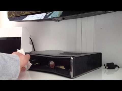 comment demonter xbox 360 pour nettoyer