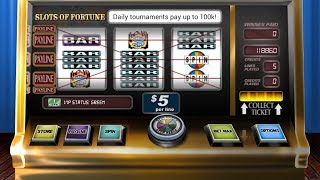 Slots of Fortune- Slot Machine YouTube video