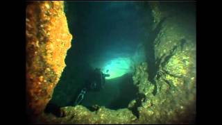 Palinuro Italy  City new picture : Palinuro (Italy) Underwater caves