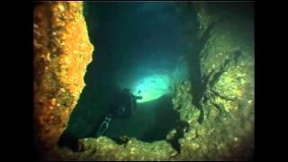 Palinuro Italy  city photos gallery : Palinuro (Italy) Underwater caves