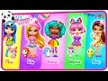 Download Lagu Party Popteenies Surprise - Play Cute Baby Girl Care, Makeup & Dress Up Games for Kids Mp3 Free