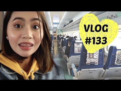 VLOG#133: Train to BUSAN + Sakura Festival (Day2) | Anna Cay ♥