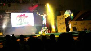 BLACKANESE@WORLD REGGAE DANCE CHAMPIONSHIP GRAND FINAL2011