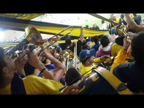 Boca - central Cordoba 2/11/16 Ni la muerte nos va a separar desde el cielo te voy alentar - La 12 - Boca Juniors