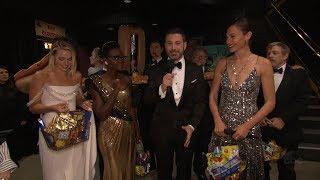 Video Jimmy Kimmel and Oscars Stars Surprise Moviegoers MP3, 3GP, MP4, WEBM, AVI, FLV Oktober 2018