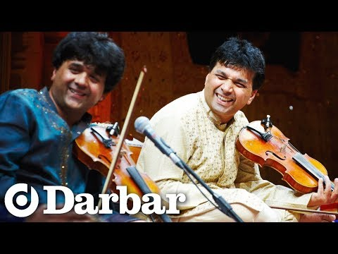 darbar - Ganesh and Kumaresh (South Indian Carnatic Violin). Accompanied by Patri Satish Kumar and R.N. Prakash A violin duet that combines Indian classicism with mor...