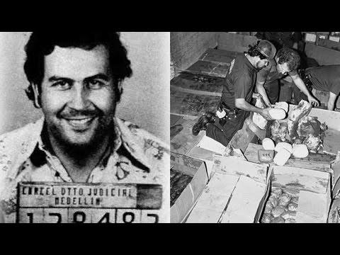 Top 10 Pablo Escobar Facts