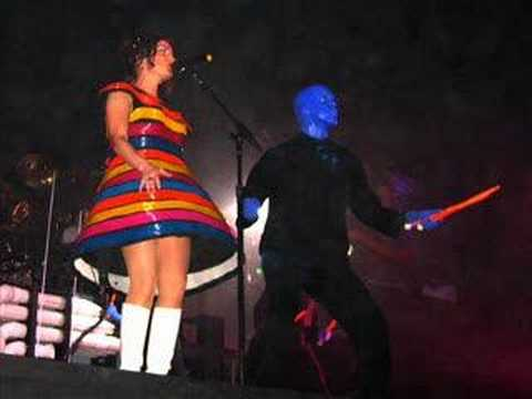 Blue Man Group - Arco Arena - Sacramento 1/18/08