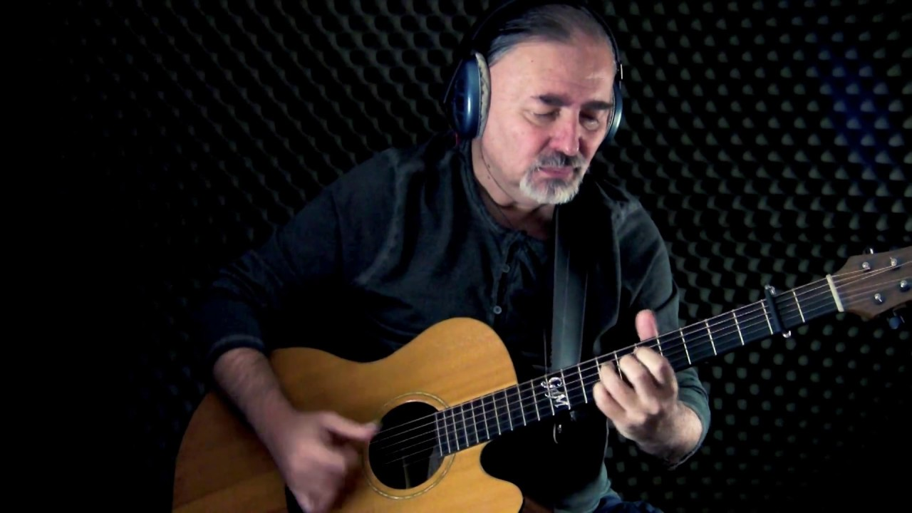 In My Life (The Beatles) on guitar/acoustic cover by Igor Presnyakov