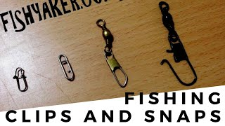 Video Should You Use Snaps and Clips to Connect Fishing Lures?: Episode 228 MP3, 3GP, MP4, WEBM, AVI, FLV Agustus 2018